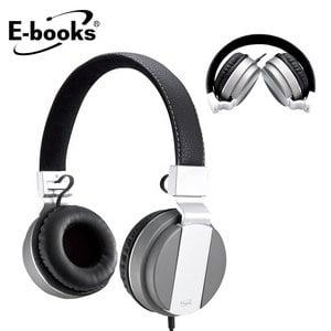 E~books S64 音控接聽頭戴式摺疊耳麥