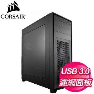 Corsair 海盜船【Obsidian 750D-Airflow】透側 XL-ATX電腦機殼《黑》