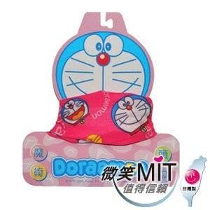 【微笑MIT】KUSOTOP-哆啦A夢台灣製限量版魔術頭巾 HA502