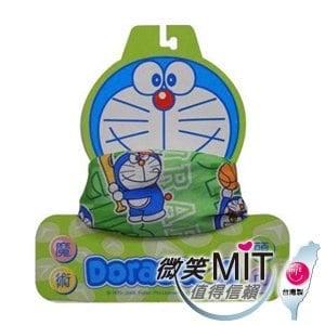 【微笑MIT】KUSOTOP-哆啦A夢台灣製限量版魔術頭巾 HA503