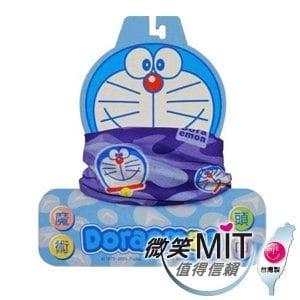 【微笑MIT】KUSOTOP-哆啦A夢台灣製限量版魔術頭巾 HA504
