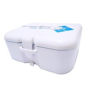 攜帶式多功能假牙清潔盒