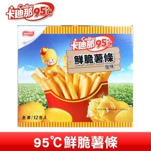 【卡迪那】95℃鮮脆薯條 (40公克*12入)