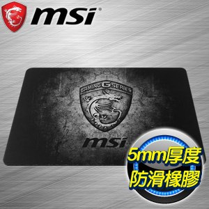 MSI 微星 GAMING Shield Mousepad 電競滑鼠墊