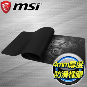 MSI 微星 GAMING Mousepad XL 滑鼠墊