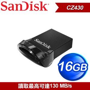 SanDisk CZ430 Ultra Fit 16G USB3.1 隨身碟