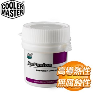 Cooler Master 酷碼 IceFusion 全效性散熱膏-酷媽涼膏(40g)