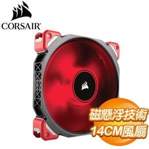 CORSAIR 海盜船 ML140 PRO LED 紅光 14CM PWM風扇