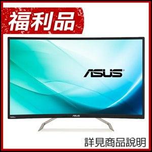 福利品》ASUS 華碩 VA326H 32型 VA曲面電競螢幕