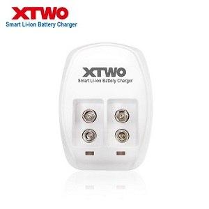 Xtwo 9V鋰電池專用急速充電器