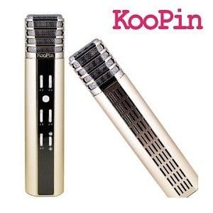KOOPIN K歌神麥 無線藍芽麥克風 (香檳金)