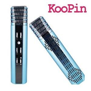 KOOPIN K歌神麥 無線藍芽麥克風 (天空藍)