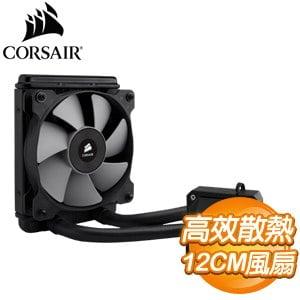 Corsair 海盜船 H60 CPU水冷散熱器