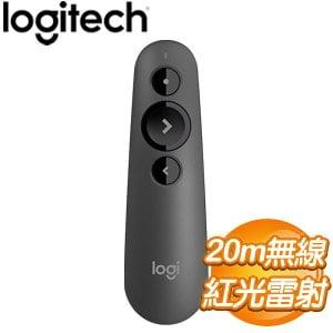 Logitech 羅技 R500 簡報器《黑》
