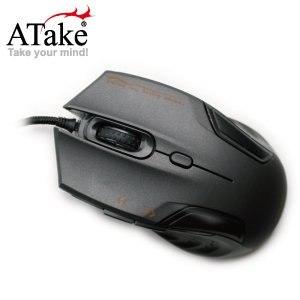【ATake】Polar PGM-807 靜音俠 超靜音滑鼠