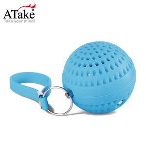 【ATake】POLO無線藍牙喇叭 - 藍色
