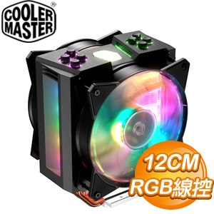 Cooler Master 酷碼 MASTERAIR MA410M RGB CPU 散熱器