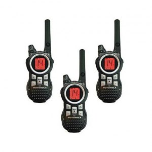 【MOTOROLA】摩托羅拉 K9 免執照無線電對講機 3入組 (加贈原廠耳機)