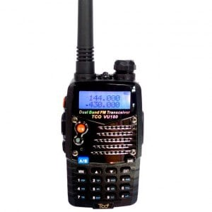 【TCO】VU-180 PLUS 加強版 VHF/UHF雙頻無線電對講機
