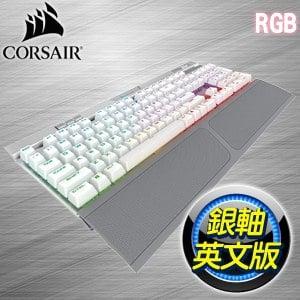 Corsair 海盜船 K70 MK.2 SE 銀軸 RGB 機械式鍵盤《英文版》