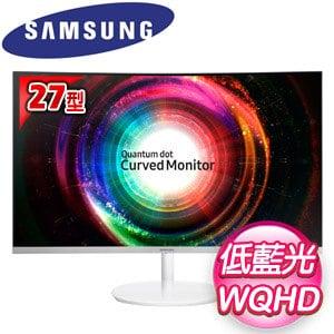 Samsung 三星 C27H711QEE 27型 VA曲面液晶顯示器螢幕