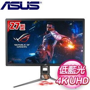 ASUS 華碩 PG27UQ 27型 4K HDR IPS電競螢幕