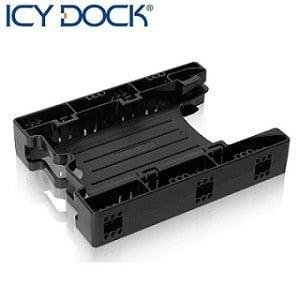 "【ICY DOCK】精簡版 雙2.5"" SSD/HDD 套件/轉接架-MB290SP-B"