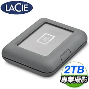 LaCie DJI Copilot 2TB 2.5吋外接硬碟(STGU2000400)