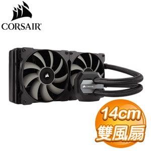 Corsair 海盜船 H115i CPU水冷散熱器