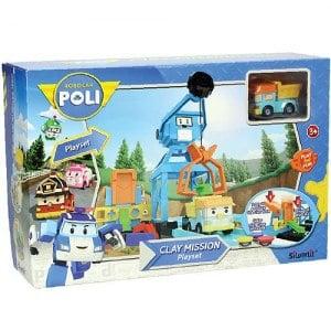 【POLI變形車系列】波力黏土遊戲組 RB83252