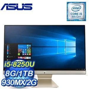 ASUS 華碩 Vivo AiO V241ICGK-825BA001T 24型 AIO液晶電腦(i5-8250U/4G*2/1T/930MX/Win10)