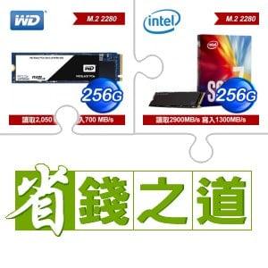 WD 256G SSD(x5)+Intel 256G SSD(x5) ★送N750Ti顯卡