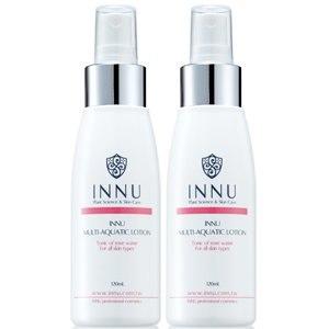 INNU 柔潤保濕化妝水2瓶(120ml/瓶)