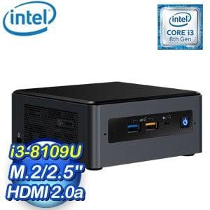 INTEL NUC8i3BEH NUC kit mini PC 迷你準系統電腦