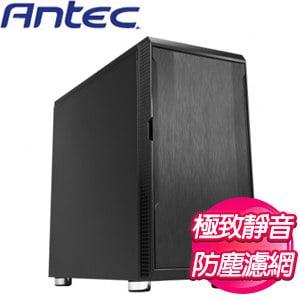 Antec 安鈦克【P5 靜音版】M-ATX 電腦機殼《黑》