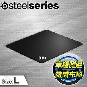 SteelSeries 賽睿 QCK Edge 電競滑鼠墊《大》