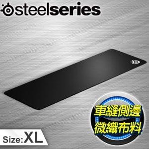 SteelSeries 賽睿 QCK Edge 電競滑鼠墊《寬》