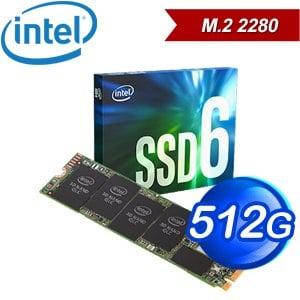 Intel 660p 512G M.2 PCIe SSD固態硬碟(讀:1500M/寫:1000M/QLC)《彩盒全球保固》