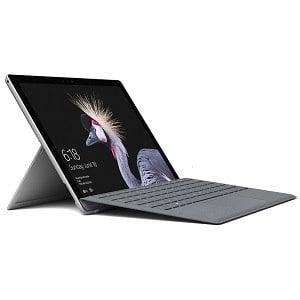 Microsoft 微軟 New Surface Pro 12.3吋 平板筆電(i5/8G/256G/W10P)-含酒紅鍵盤