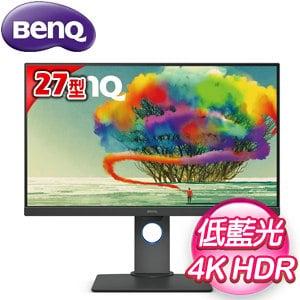 BenQ 明基 PD2700U 27型 4K UHD專業設計繪圖螢幕