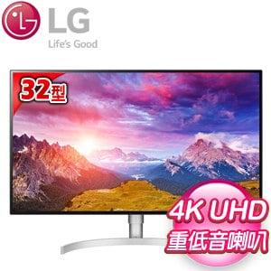 LG 樂金 32UL950-W 32型 4K Nano IPS 液晶顯示器螢幕