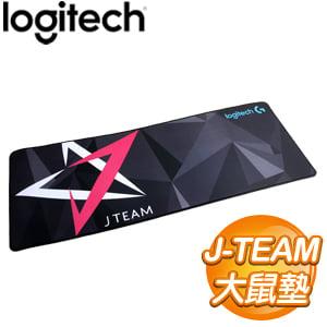 Logitech 羅技 J-TEAM 大鼠墊