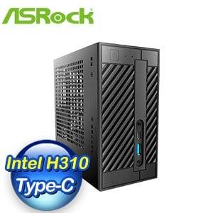 ASRock 華擎 DeskMini 310/COM Mini-STX準系統