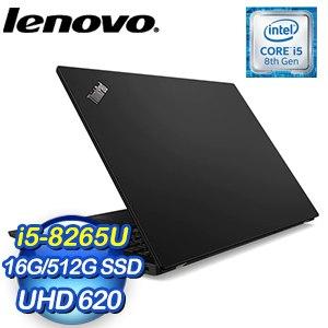 Lenovo 聯想 ThinkPad X390 筆記型電腦(i5-8265U,FHD,16GB,512G SSD,Win 10 Pro,三年保)
