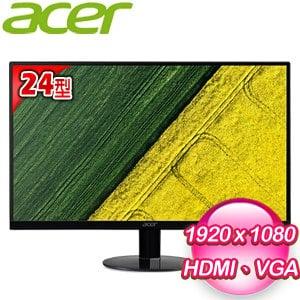 ACER 宏碁 SA240Y Abi 24型 IPS 薄邊框液晶螢幕