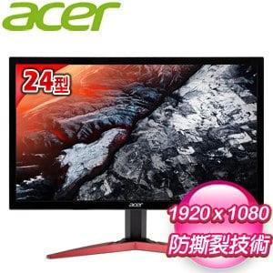 ACER 宏碁 KG241 P 24型 144hz FreeSync電競螢幕