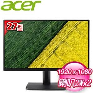 ACER 宏碁 ET271 27型 IPS窄邊框液晶螢幕