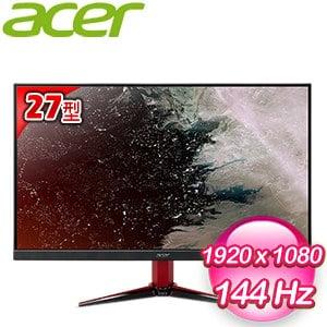 ★雙11★ACER 宏碁 VG271 P 27型 IPS 144hz 無邊框電競螢幕
