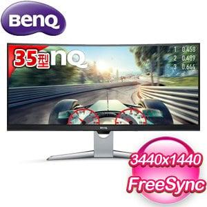 BenQ 明基 EX3501R 35吋 21:9 曲面電競螢幕