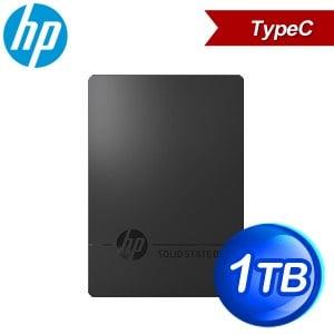 HP P600 1TB TypeC 外接SSD固態硬碟